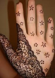 top 25 best simple mehndi designs that you can try by yourself