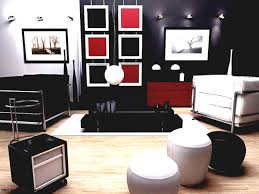 low cost interior design for homes cheap decorating ideas with tree wall mural low cost interior