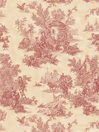 Toile Bathroom Wallpaper by 281 Best Toile De Jouy Images On Pinterest Toile Prints And
