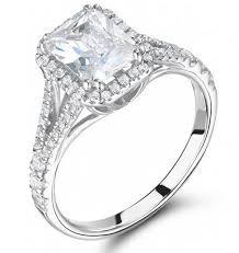 engagement ring uk halo engagement ring 18ct yellow gold 18ct white gold platinum
