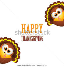 card thanksgiving day thanksgiving turkey on stock illustration