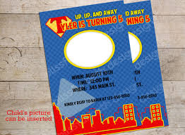 Invitation Card Superman Cards Ideas With Personalized Superman Birthday Invitations Hd
