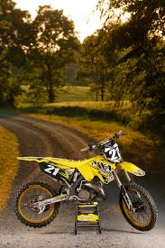 mxa smoke files 10 steps to a race ready 2007 suzuki rm125