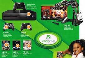 target black friday xbox one deal black friday 2015 deals walmart and target release toy ads