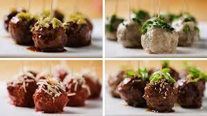 party meatballs 4 ways youtube