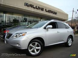 2010 lexus rx 350 for sale price 2010 lexus rx 350 awd in tungsten silver pearl 404817
