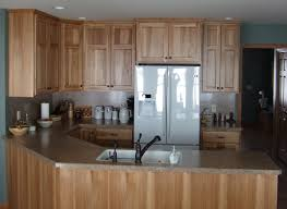 Knotty Pine Kitchen Cabinets For Sale Ultimate Hickory Kitchen Cabinetshome Design Styling