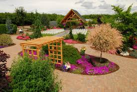 outdoor wedding venues houston log house gardens among the best outdoor garden venues and
