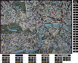 Uri Map Scotland Yard Board Game Map Image Gallery Hcpr