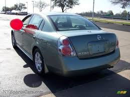 Nissan Altima 2006 - 2006 nissan altima 2 5 s special edition in mystic emerald