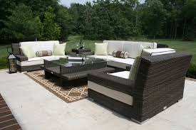 Patio Furniture Table Wicker Patio Furniture Cleaner Dans Design Magz Wicker Patio