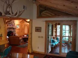 Country Home Interiors by 160 Best Interiors Of Log Homes From Town U0026 Country Homes Images