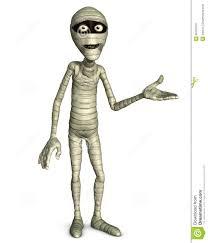 cartoon halloween mummy royalty free stock images image 26792079
