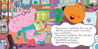 Peppa Pig 2017 Book Scholastic Canada Peppa Pig George S New Dinosaur