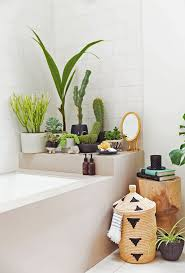 Bathroom Flowers And Plants 88 Best Plants Bathroom Images On Pinterest Bohemian Bathroom