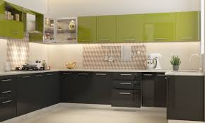 buy romaine u shape modular kitchen online in india livspace com