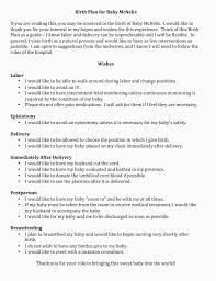 plan template birth plan worksheet best images of cesarean section