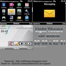 udjo42 themes for nokia c3 light default icon theme for nokia c3 00 asha 200 themes asha