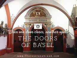 the doors in basel the russian abroad