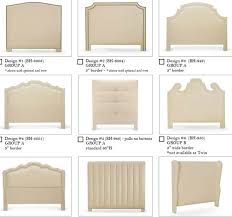 Twin Headboard Upholstered by Best 20 Upholstered Headboards Ideas On Pinterest Bed
