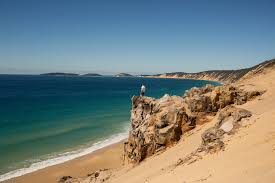 russian beaches a weekend at rainbow beach australia awesome explorations