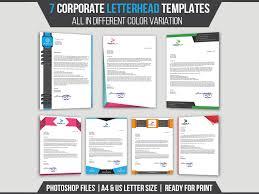 corporate letterhead 01 visualization1 jpg corporate letterhead