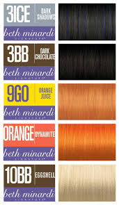 beth minardi signature haircolor introduces 9 high fashion new shades