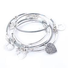 silver bangle bracelet with charms images Charms bracelet designs just another wordpress site jpg