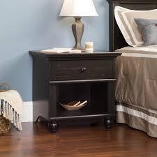nightstand attractive espresso nightstand brusali ikea grey set