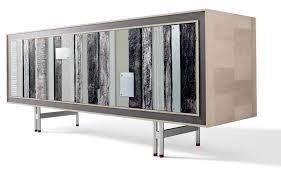 Black Contemporary Sideboard Contemporary Sideboard Wooden Gray Black A 614 Dale Italia