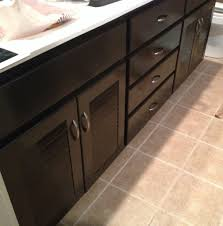 what paint color looks with espresso cabinets for lower kitchen cabinets my cabinets espresso behr