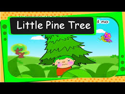 the pine tree moral tale animated story