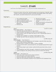 resume exles for fast food sle resume for fast food restaurant globish me