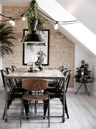 Rustic Dining Rooms by Best 25 Dining Room Decorating Ideas Only On Pinterest Dining