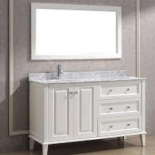 18 In Bathroom Vanity Cabinet by Contemporary 18 Inch Bathroom Vanity With Sink Vigo Single