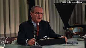 Seeking Not Lessons Learned Lbj Announces He Will Not Seek Reelection