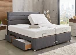 Split Bed Frame Bed Frames Fetching Frames Headboard For Split King Adjustable