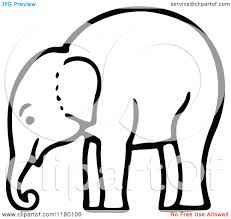 elephant head clipart clipart panda free clipart images