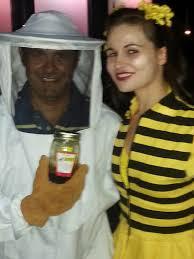 Beekeeper Halloween Costume November 2013 Vocabat