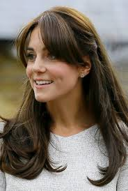 short hairstyles with center part and bangs side fringe hairstyles for long hair layered hairstyles for long