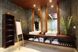 wood bathroom ideas balinese bathroom designs search light tile with teak