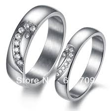 aliexpress promise rings images Free shipping his and hers promise ring set matching promise rings jpg
