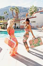 California Cool Scents Tropicana Free 1pc Palm Hang Outs Aroma Rand palm springs california bachelorette travel