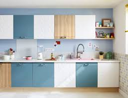 portes de cuisine leroy merlin leroy merlin cuisine delinia a du style côté maison