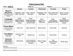 lesson plan template gelds creative curriculum creative curriculum blank lesson plan june
