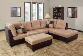 Sectional With Ottoman Andover Mills Russ Sectional With Ottoman Reviews Wayfair