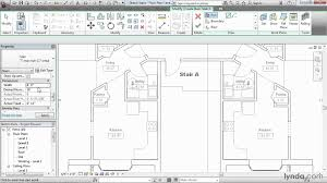 Stair Plan Revit Tutorial Working With Stairs Lynda Com Youtube