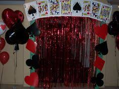 Poker Party Decorations Poker Party 50th Birthday Party Decorations See More Decorations