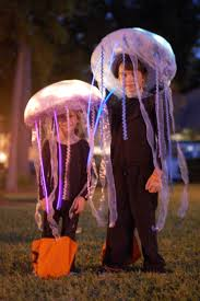 halloween costume lights glow in the dark jellyfish costume tutorial a small snippet
