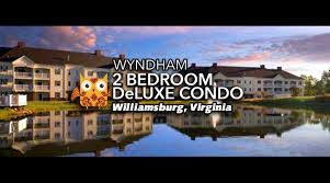wyndham kngsgate resort in williamsburg virginia